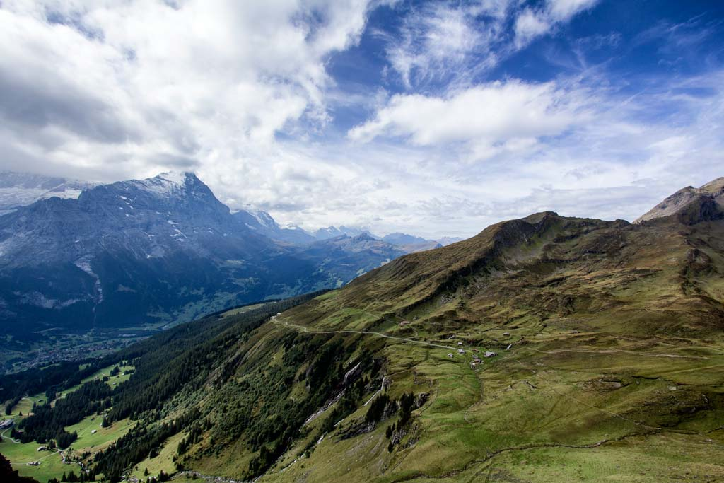 view-of--bernese-oberland-from-first