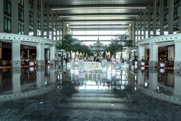 Novotel Bangkok Suvarnabhumi Airport LOBBY