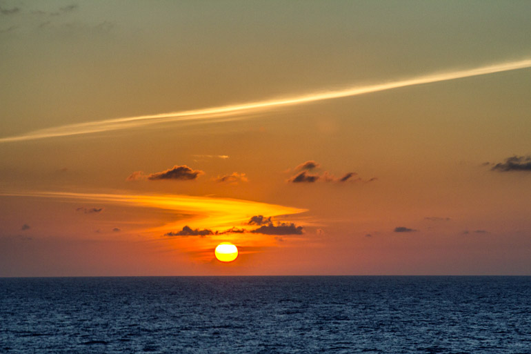 caribbean-sunset-from-cruise-ship