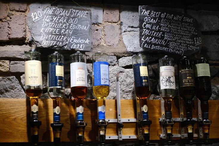oban-distillery-whiskies