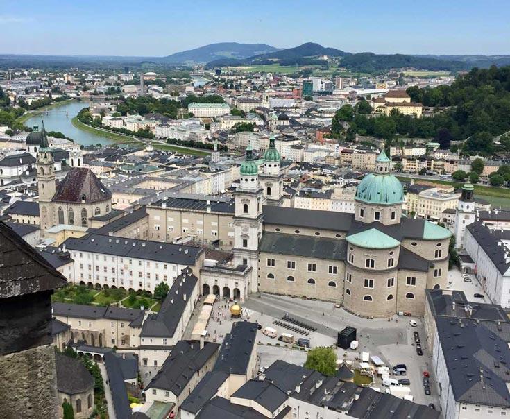 Salzburg-from-Hohensalzburg-Fortress