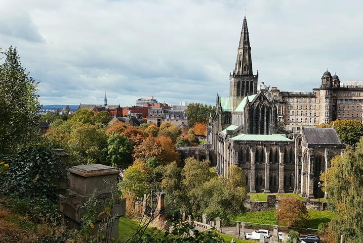 Glasgow-Cathedral exterior