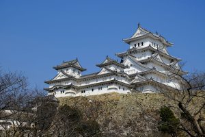 himeji castle which is one of the best things to see in himeji in one day